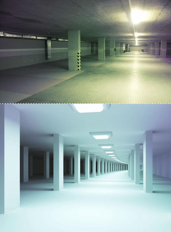 Nátěr betonu apfloor
